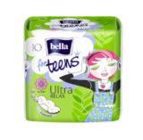 Podrobnější informace o zbožíBella for Teens Ultra Relax hygienické vložky á 10 ks