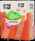 Podrobnější informace o zbožíBella Panty Soft á 20 ks Duo pack 25% ZDARMA