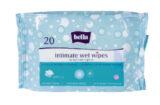 Bella Intimní vlhčené ubrousky á 20 ks-Vlhčené intimní ubrousky Bella pro Vaše dokonalé osvěžení.