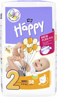 Bella Baby Happy Mini á 38 ks