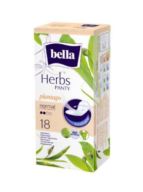 Bella Herbs Plantago slipové vložky á 18 ks