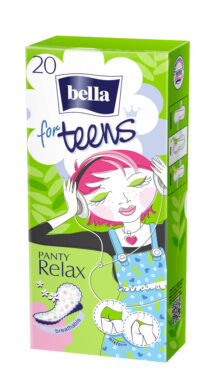 Bella For Teens Relax slipové vložky á 20 ks