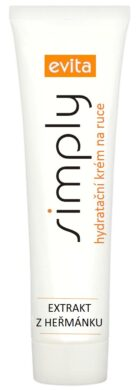 Evita Simply hydratační krém na ruce s extraktem z heřmánku á 100 ml