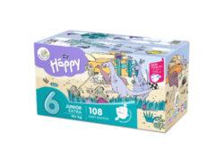 HAPPY JUNIOR EXTRA Toy Box á 54 x 2 ks