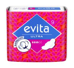 EVITA Ultra Softiplait á 9 ks