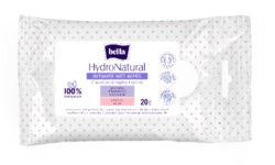 Bella intimní vlhčené ubrousky HydroNatural á 20 ks