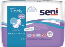 SENI LADY Extra Plus á 15 ks