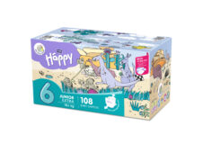 HAPPY JUNIOR EXTRA Toy Box á 54 x 2 ks