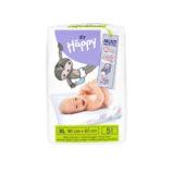 HAPPY dětské hygienické podložky 90x60 cm á 5 ks
