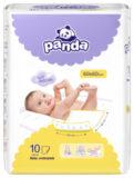 Podložky Panda - á 10 ks