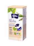 Bella Herbs Plantago Sensitive slipové vložky á 18 ks