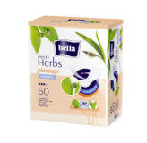 Bella Herbs Plantago Sensitive slipové vložky á 60 ks
