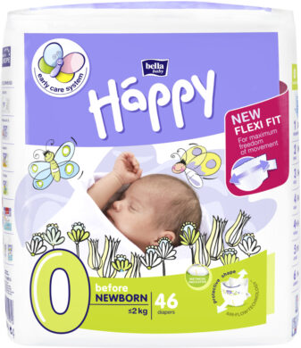 HAPPY BEFORE NEWBORN á 46 ks