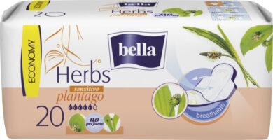 Bella Herbs Plantago Sensitive á 20 ks