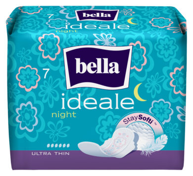 BELLA Ideale Ultra Night Soft á 7 ks