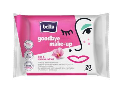 BELLA odličovací ubrousky Goodbye Make-up s Aloe Vera