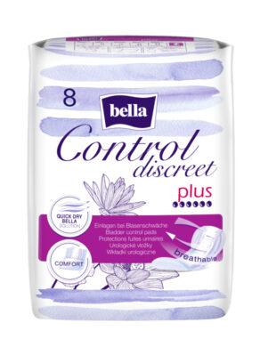 Bella Control Discreet plus á 8 ks