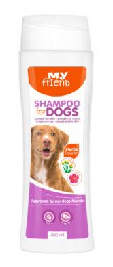 My Friend bylinný šampon 400ml