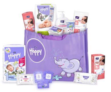 Porodnický balíček vel. XL