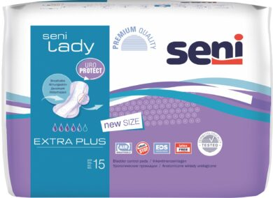 SENI LADY Extra Plus á 15 ks