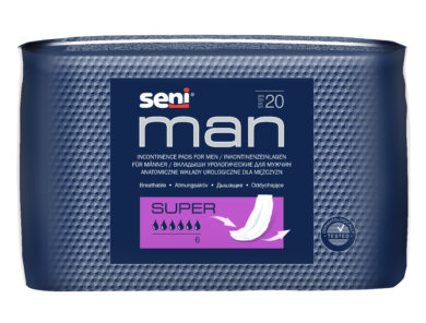 SENI MAN Super á 20 ks