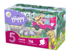 HAPPY JUNIOR Toy Box á 58 x 2 ks