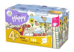 HAPPY Toy box MAXI PLUS á 62 x 2 ks