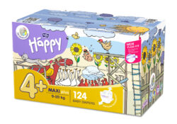 HAPPY Toy box MAXI PLUS á 62 x 2 ks