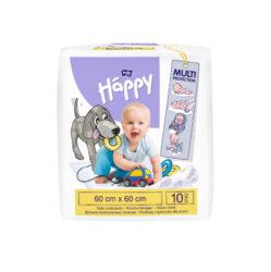 HAPPY Dětské podložky 60x60 cm á 10 ks