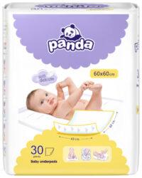 Podložky Panda 60 x 60 - á 30 ks