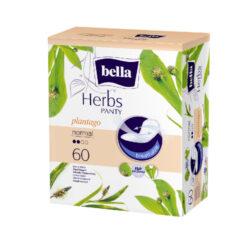 Bella Herbs Plantago slipové vložky á 60 ks