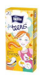 Bella for Teens Ultra Energy slipové vložky á 20 ks