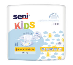 SENI KIDS Junior Extra á 30 ks